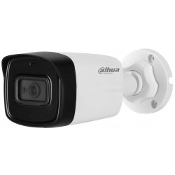 HDCVI Outdoor Camera, 5MP,  SMART IR 80 m, HDCVI, DAHUA