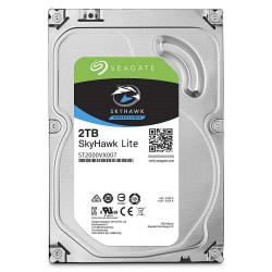 HDD 2 TB (Hard Disk) SATA III Seagate for DVR SkyHawk Surveillance