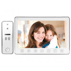 VideoDoorbell Safer with RFID and Access control