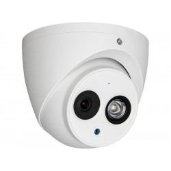 Camera dome HDCVI, FULL HD, lentila 2.8mm, microfon incorporat, Dahua