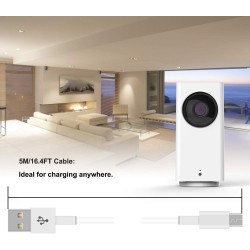 5m - Cablu microUSB extensie pentru Neos SmartCam