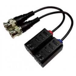Set videobalun 4K - 8MP/5MP AHD/CVI/TVI