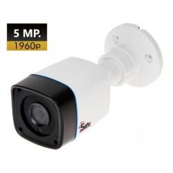 CCTV Safer 5MP - IR 20m ,2.8mm lens SAF-ECO-BP5MP20F28