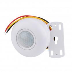 Senzor plafon de miscare cu crepuscul, 12V, 5A
