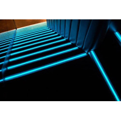 Smart Led Strip RGBW for 20 stairs - KIT